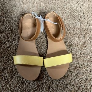 Toddler girls old navy sandals